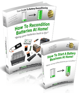 HOW TO RECOVER ALL DEAD BATTERIES